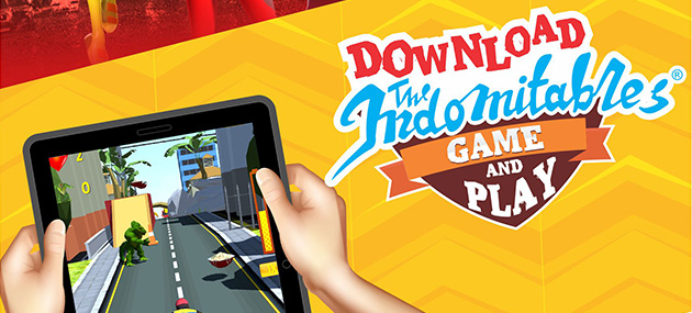 Indomie Launches 'The Indomitables' Game on Google Play Store