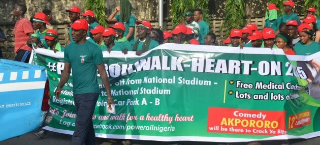 Power Oil Walkhearton 4.0 To Engage Consumers In Lagos, Ibadan, Benin, Enugu & Port Harcourt