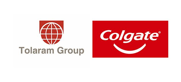 Colgate and Tolaram Group Inc. have entered into a joint venture