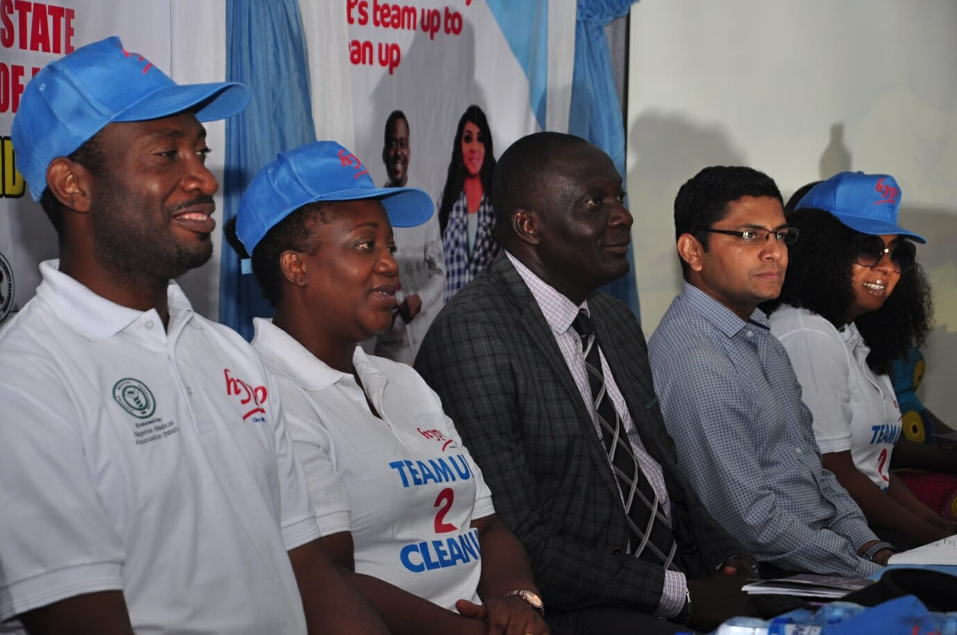 Hypo Collaborate Lagos Ministries, Commemorates World Health Day